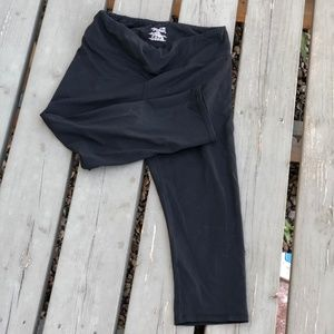 Kyodan High-Waist Capri Yoga Legging